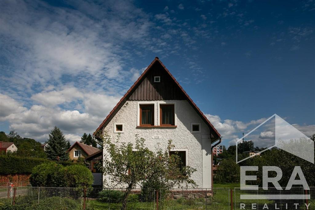 SLEVA!!! Prodej RD Rudník 110 m2 + dílna + garáž, zahrada 570 m2