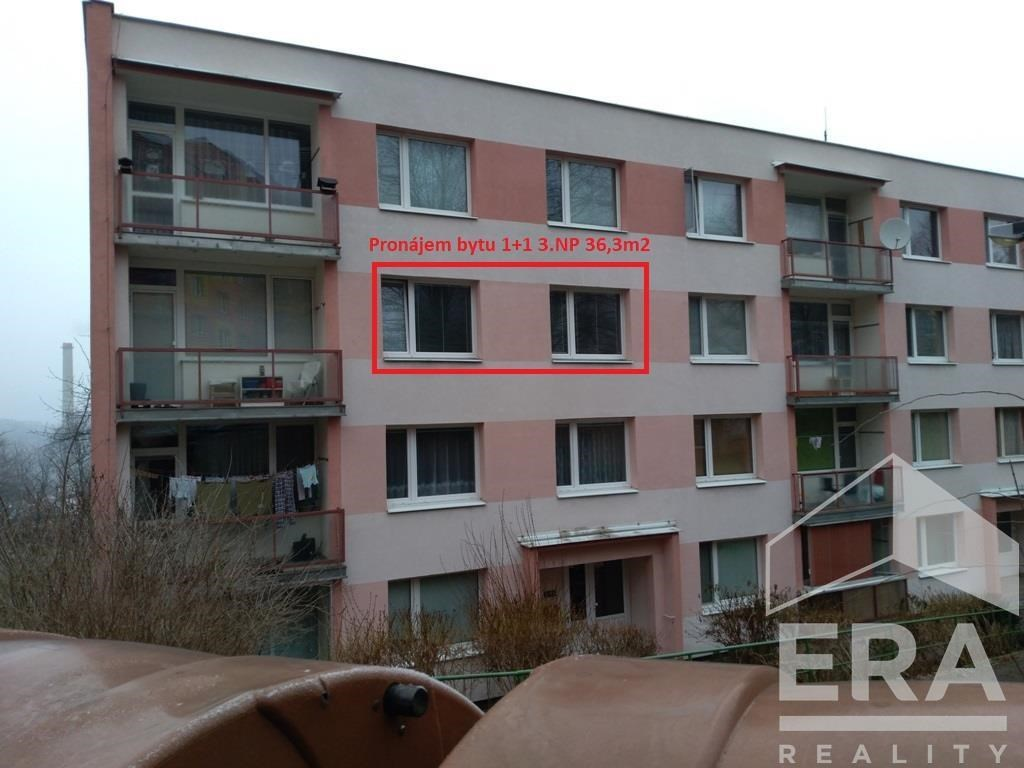 Pronájem bytu 1+1 UL – Střekov