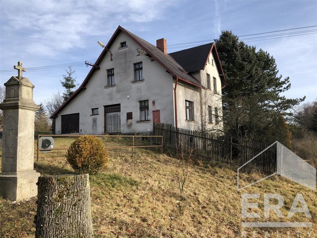 Prodej domu v obci Lipná u Hazlova