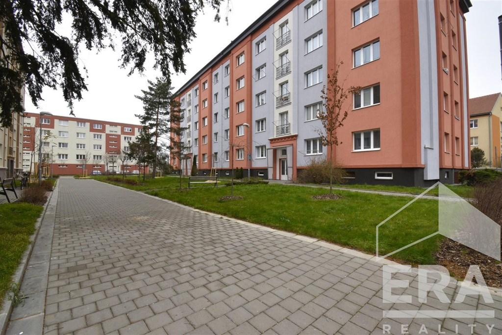 Byt 2+1, 59 m2, 1.NP – Prostějov