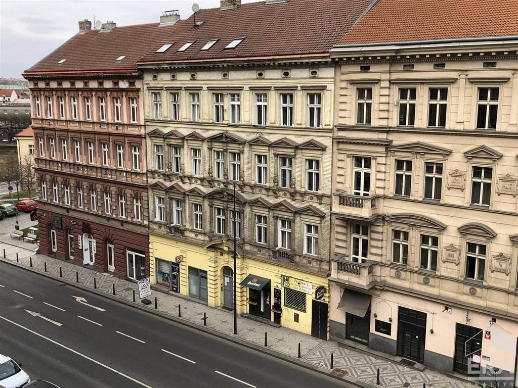 Praha, Husitská 107 prodej činžovní dům