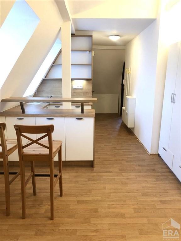 Pronájem pěkného bytu 1+kk v centru Opavy
