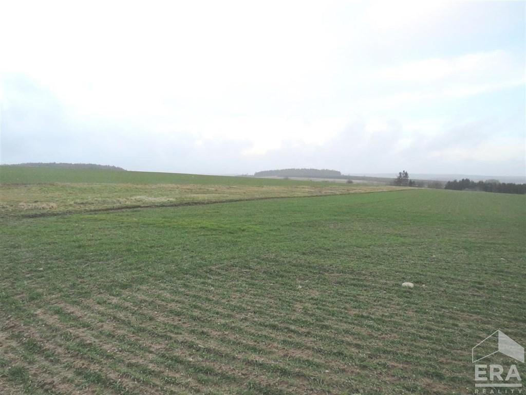 Prodej zemědělského pozemku 1 334 m25, Horní Bělá, okres Plzeň – sever