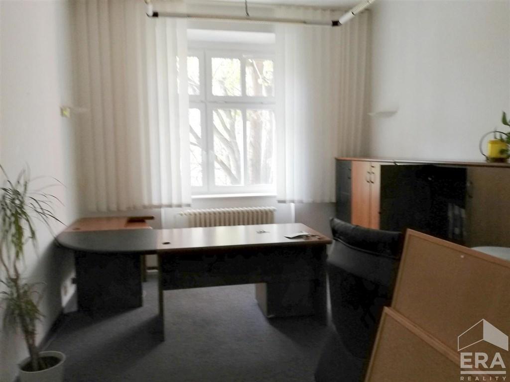 Pronájem kanceláře , 20 m2, Praha 3 Žižkov