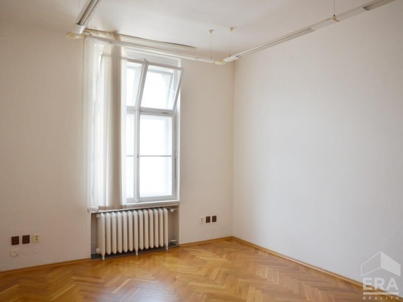 Pronájem kanceláře, 19m2, Praha 1 Senovážné náměstí
