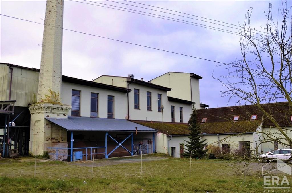 Prodej areálu Lihovaru, Merklín, Plzeň – Jih
