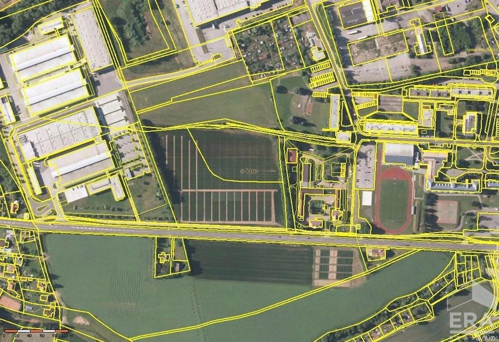 Prodej stavebního pozemku Trutnov 10 272m2
