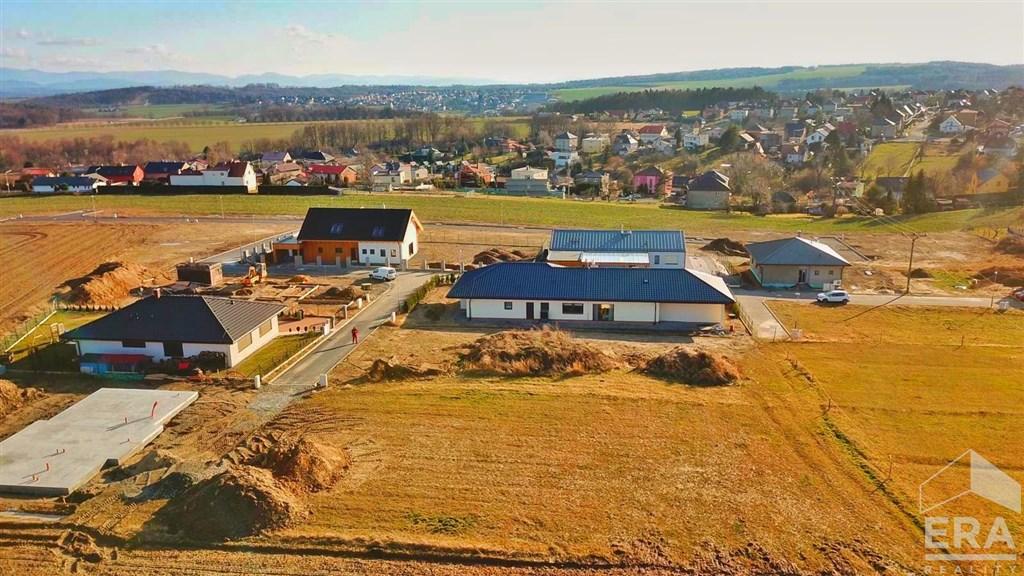 Pozemek 1309m2 v Ostravě – Krásném Poli