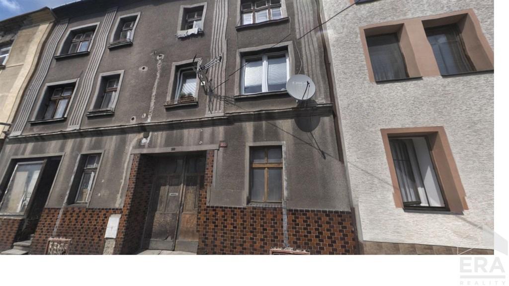 Prodej 1/4 bytového domu v Ústí nad Labem