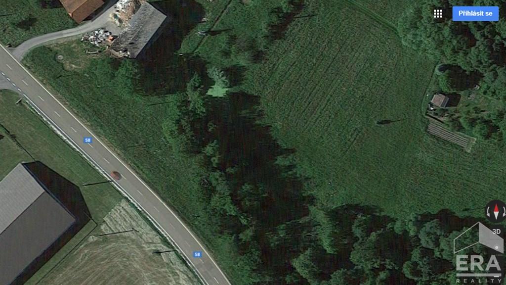 Prodej pozemku v obci Lichnov