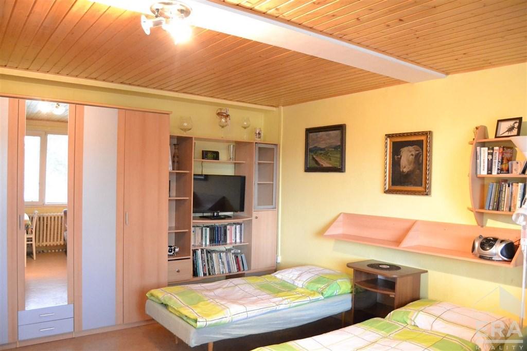 Prodej prostorného bytu 1+1 Hanychov