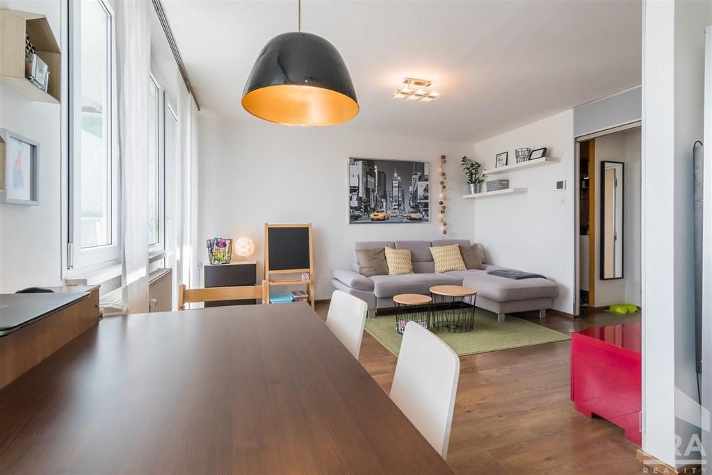 Krásně zrekonstruovaný byt 3+kk