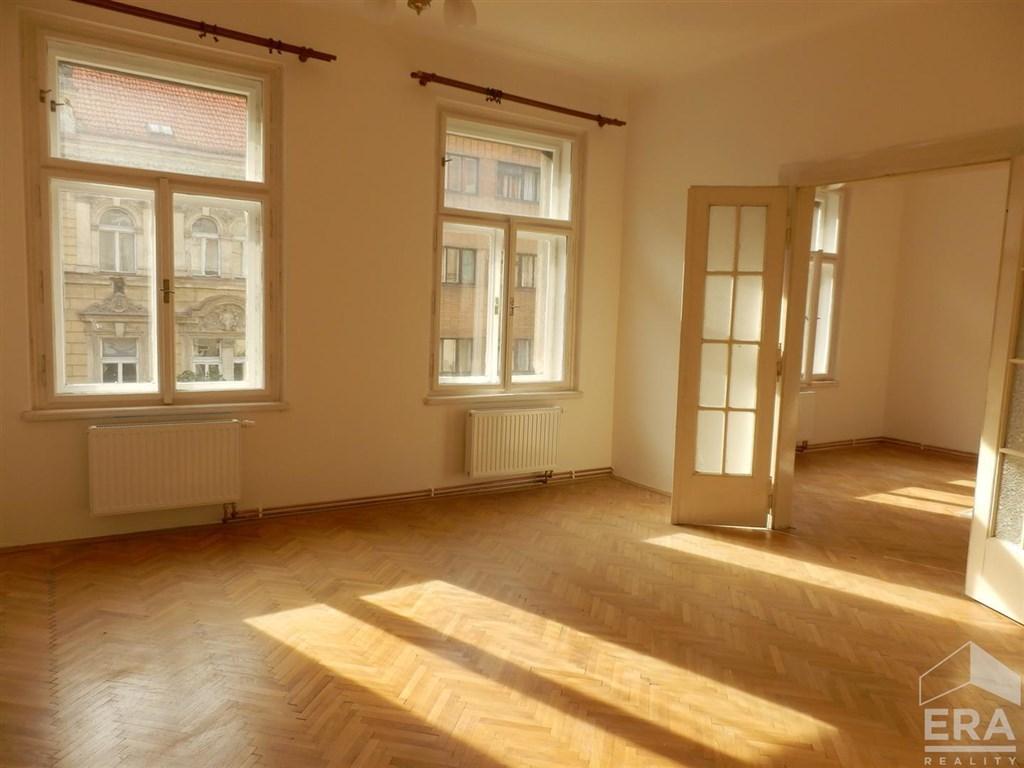 Byt 3+kkk, 68 m2, Praha 3 Vinohrady