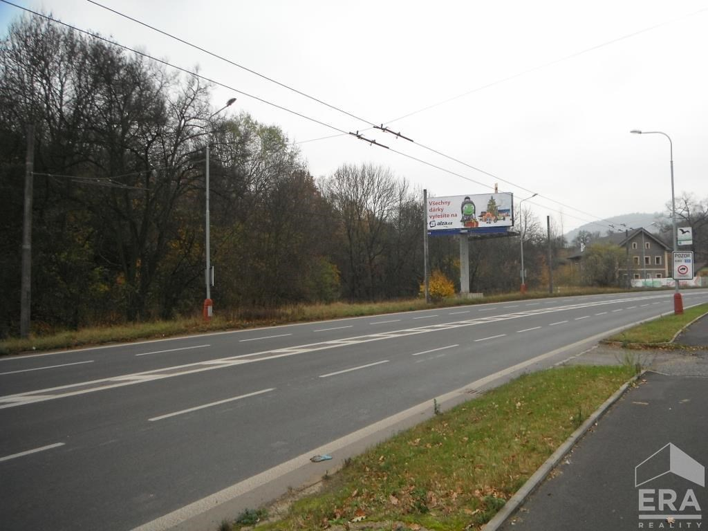 Prodej pozemku Bukov- Ústí nad Labem