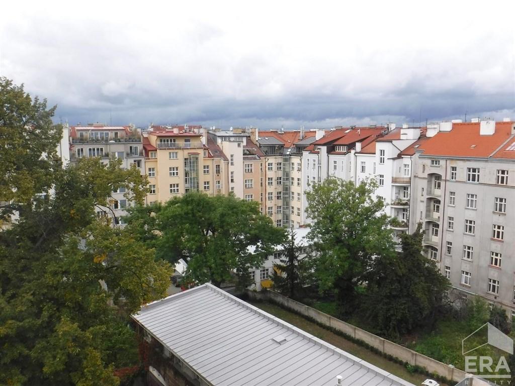 Pronájem bytu 2kk, 66 m2, Praha 6 Bubeneč