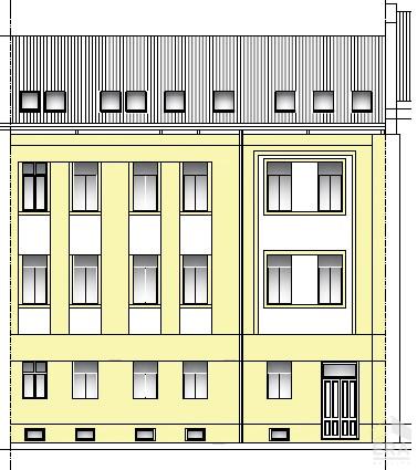 Prodej bytů v činžovním domě v širším centru Plzně.