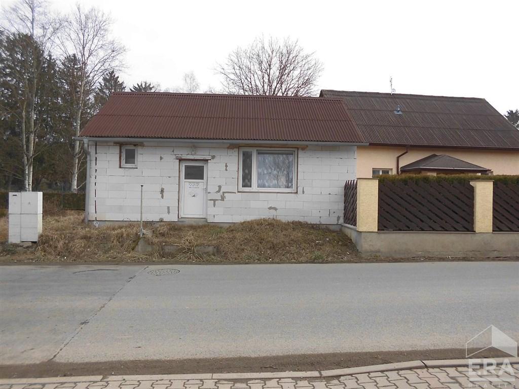 Prodej novostavby domku 2+kk s pozemkem v Blovicích, jako nebytové prostory.