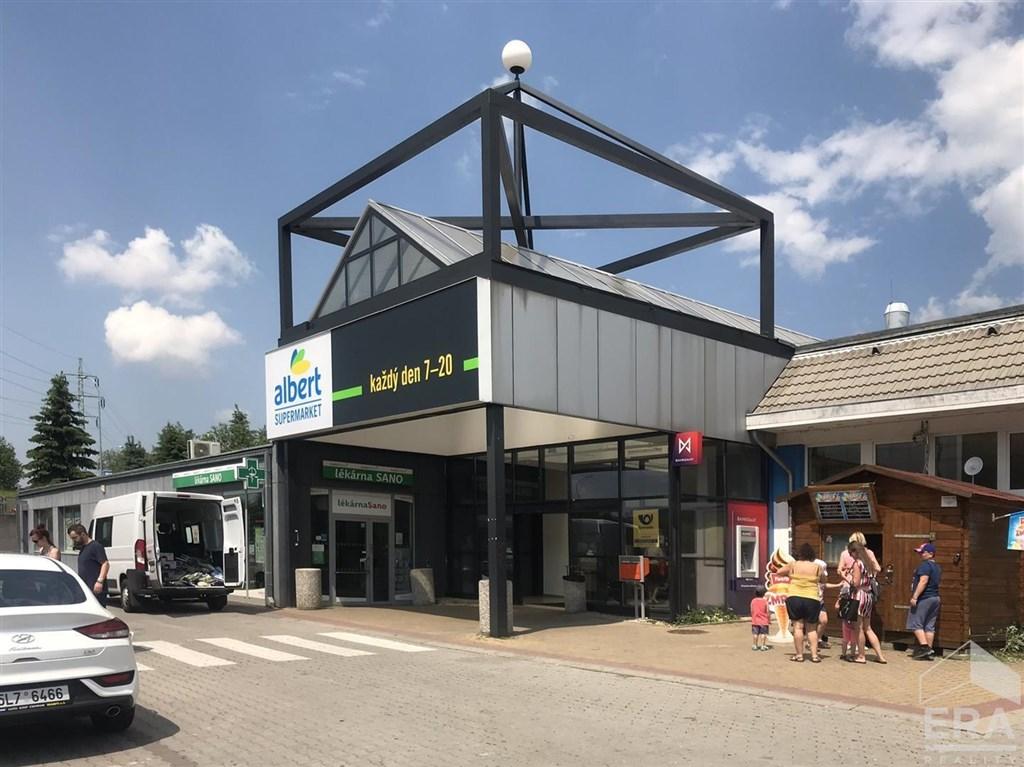 Pronájem prodejny 66m2 v Albertu v Libereckých