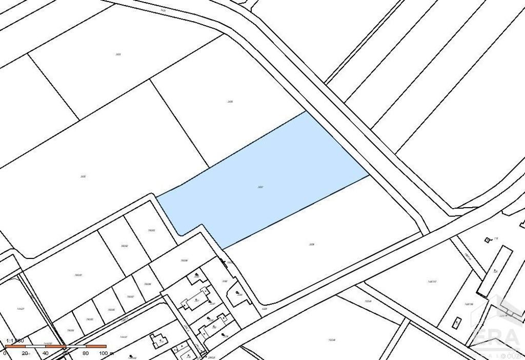 Komerční pozemek na výrobu a služby 13793m2, Černilov, okr. Hradec Králové