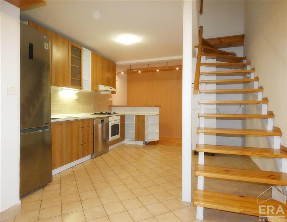 Pronájem mezonetového bytu 2+1 , 68 m2