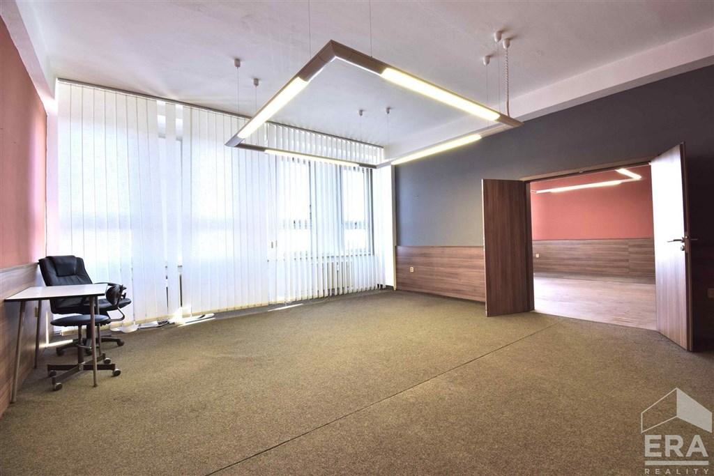 Kancelářské prostory se zázemím – Prostějov