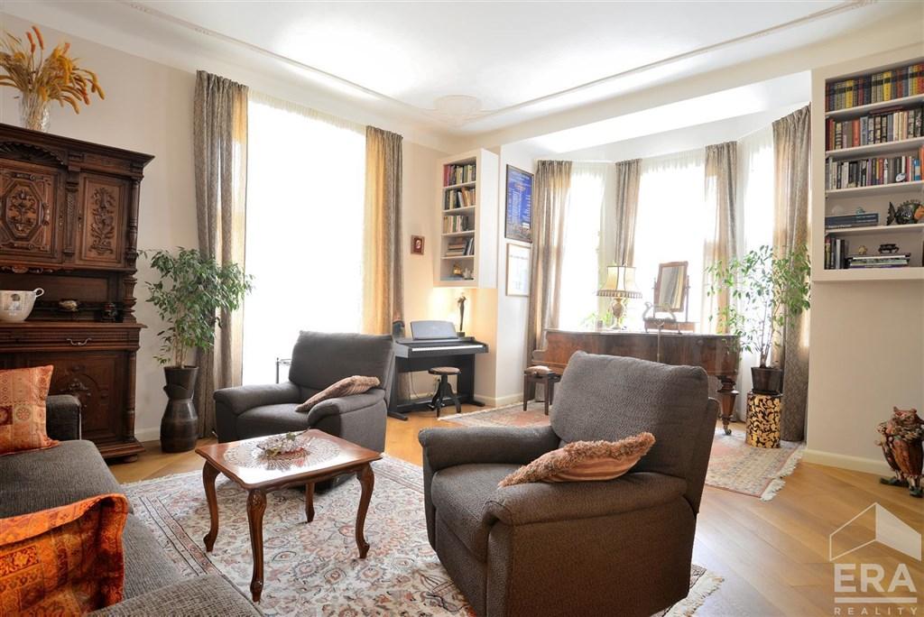 Prodej luxusního bytu 3+1, 2 koupelny, B, 128 m² u Stromovky, ul. U Studánky,Praha 7 – část obce Bubeneč            Cena:18 399 000Kč