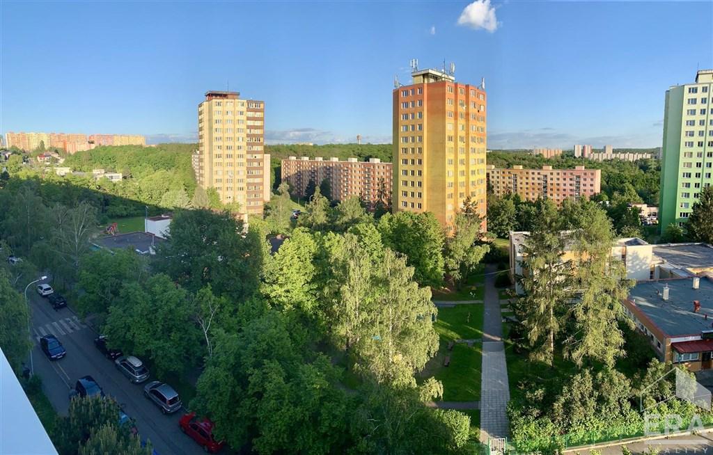 2kk/L, 45 m2, Praha 4 – Kamýk, ul. Zárubova