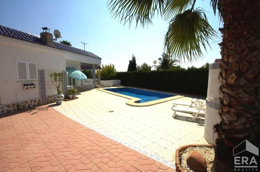 Vila 5+1, Španělsko, město Rojales, oblast Alicante