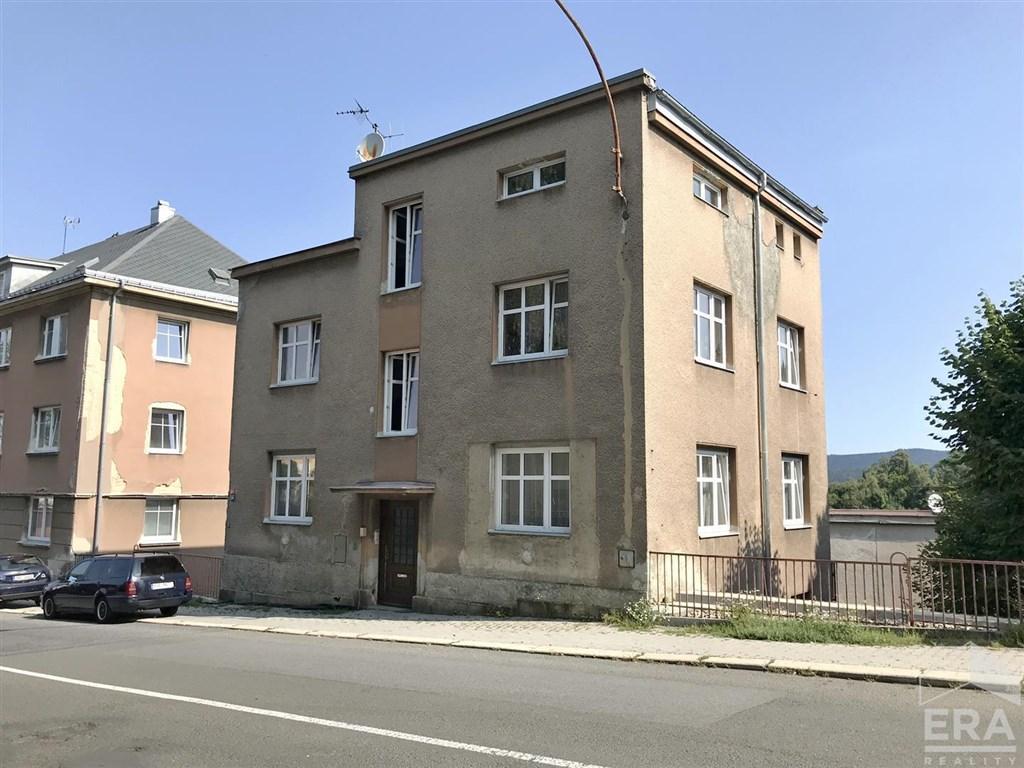 Prodej bytového domu v Jablonci nad Nisou