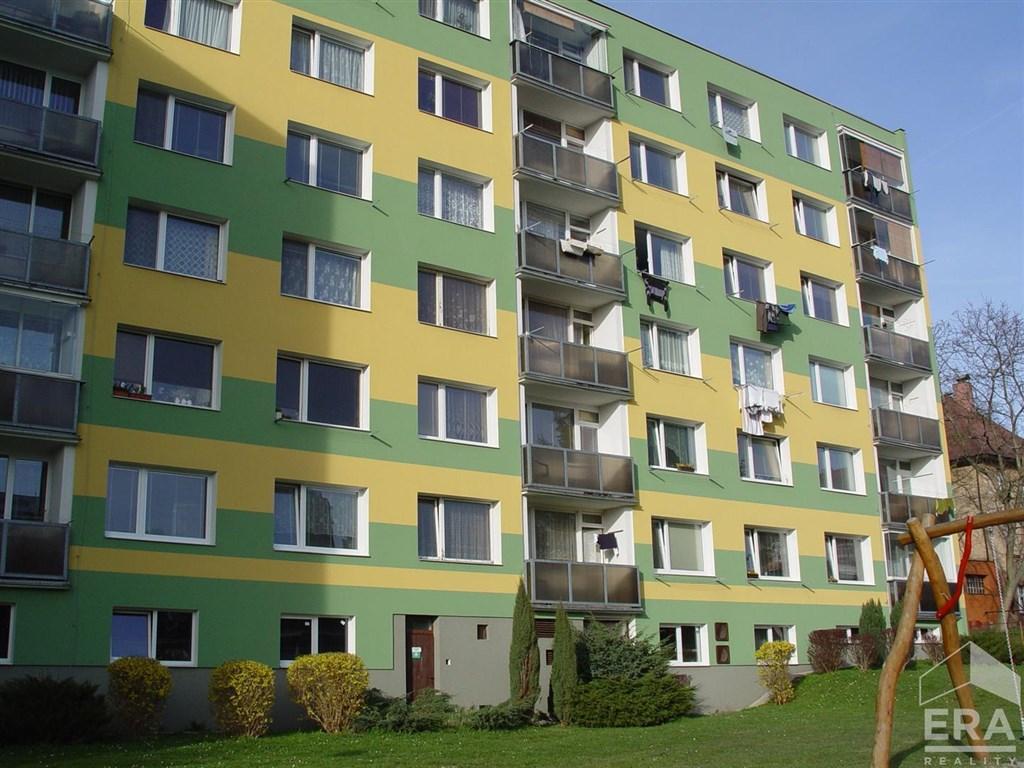 Prodej bytu 1+1 v Novém Boru