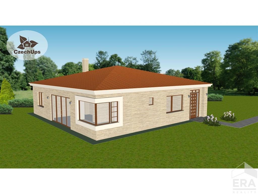 Prodej ekologického a nízkoenergetického rodinného domu.
