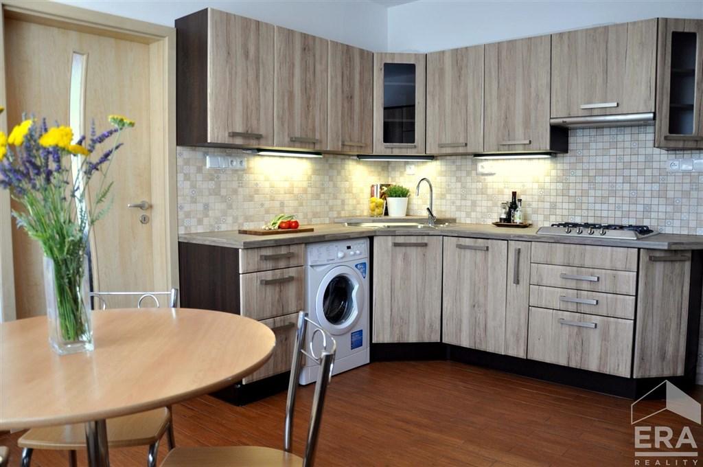 Pronájem vybaveného bytu 1+1 po rekonstrukci