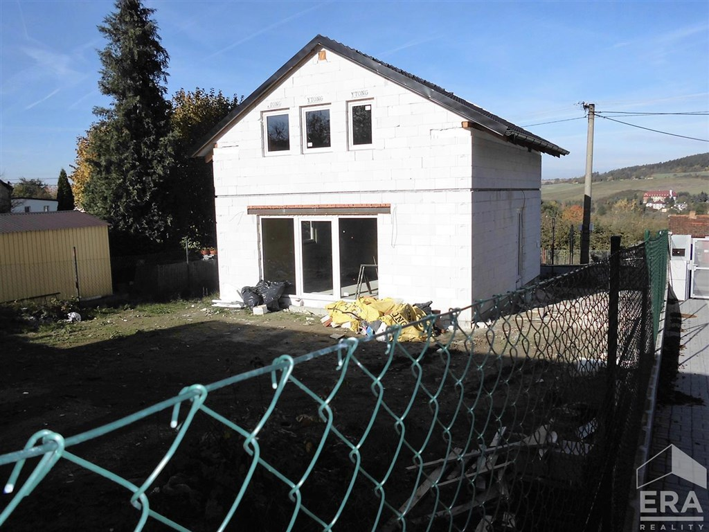 Prodej novostavby domu 3kk, 132 m2, na okraji