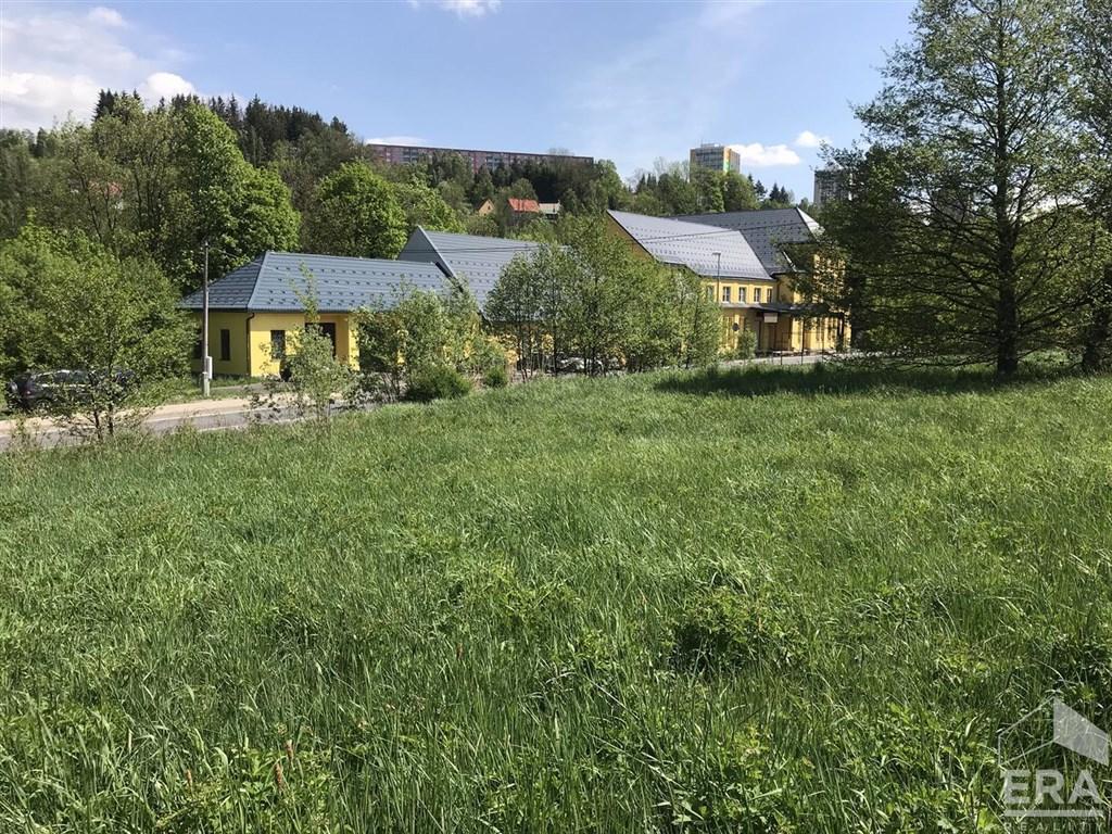 Prodej stavebního pozemku 1048m2 -Smržovka