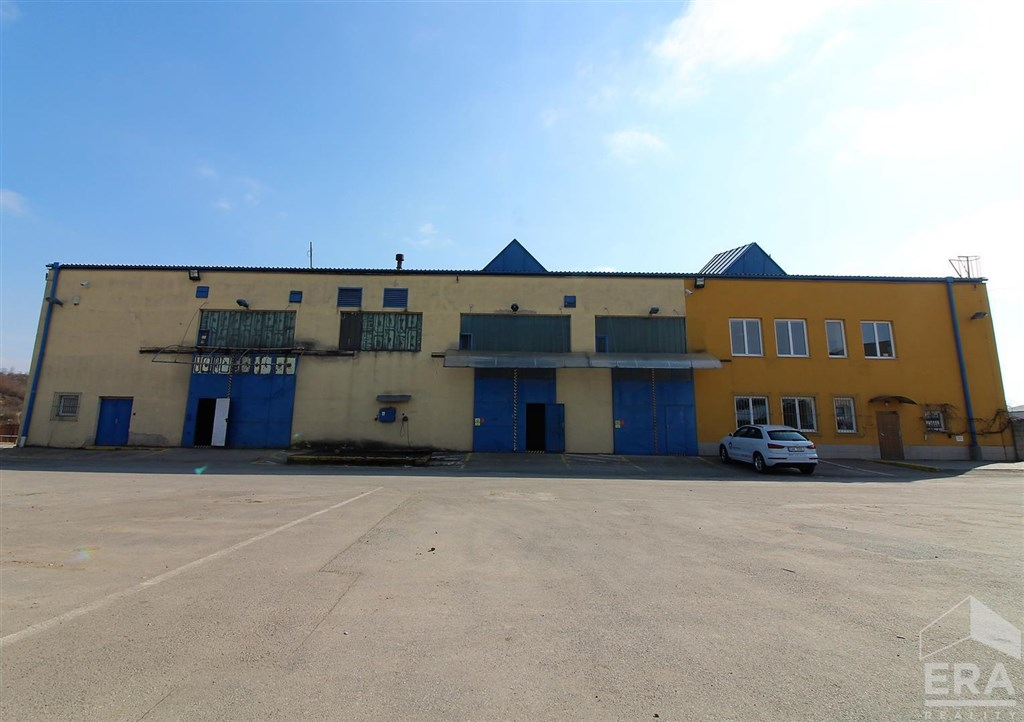 Pronájem průmyslového areálu Brno-Černovice, ul. Vinohradská 74