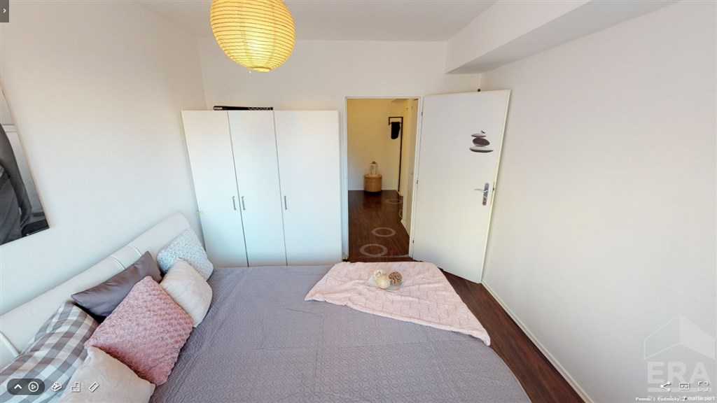 Pronájem bytu 2+1 42m²