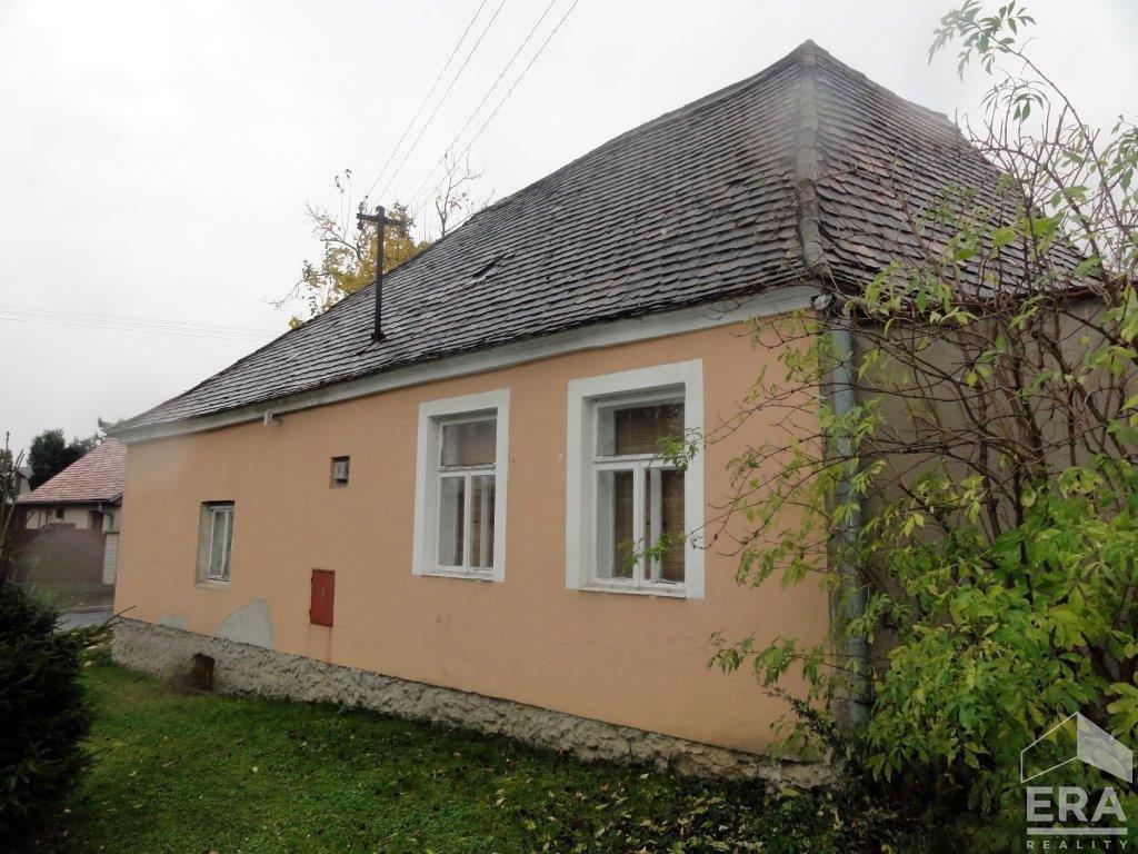 Prodej rodinného domu v obci Nové Syrovice okres Třebíč