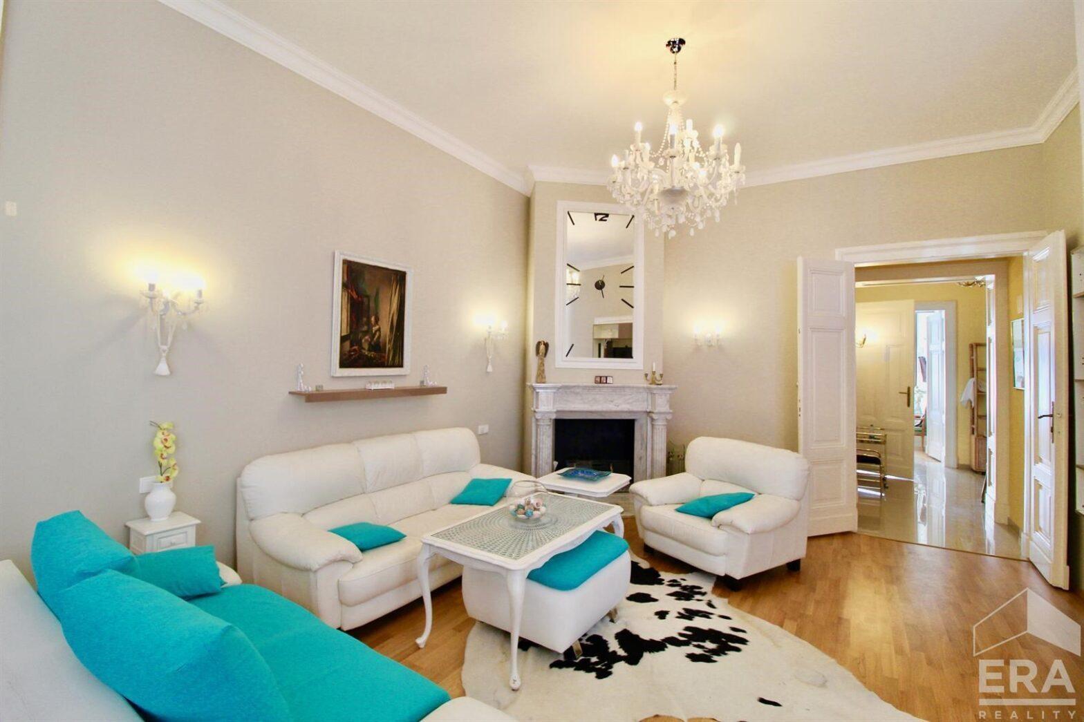 Luxusní byt na kolonádě v Karlových Varech