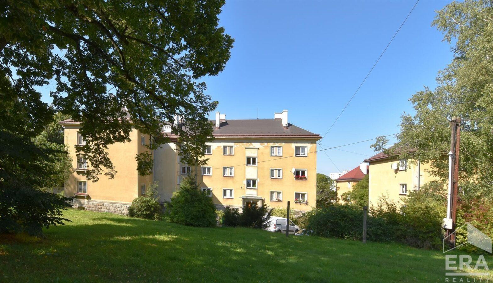 Prodej bytu 2+1 v ulici Opletalova v Jablonci nad Nisou