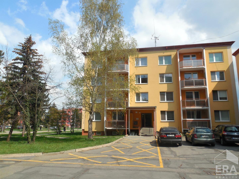 PRONAJATO – Byt 3+1, 64m2, panel – ul. Moravská, Prostějov