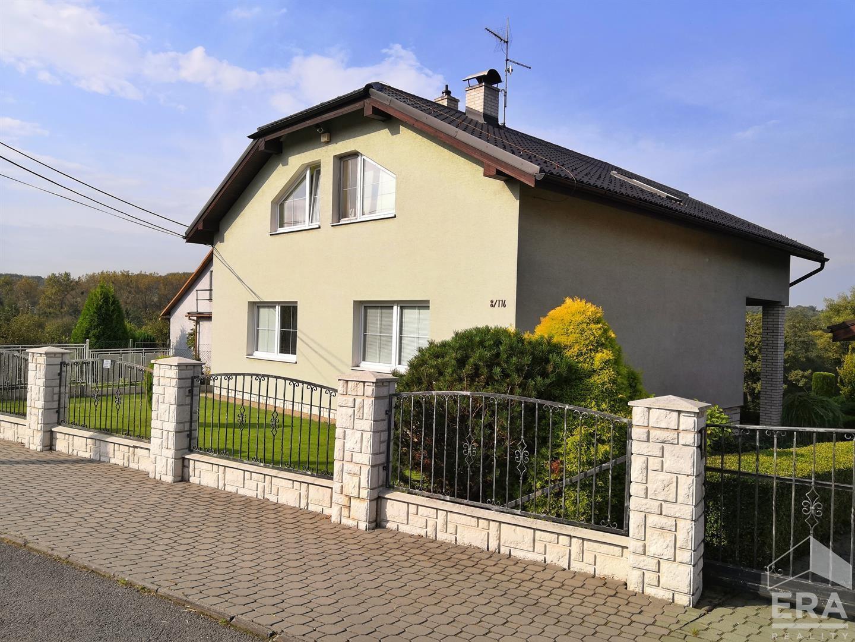 Prodej rodinného domu Michálkovice, 5+1
