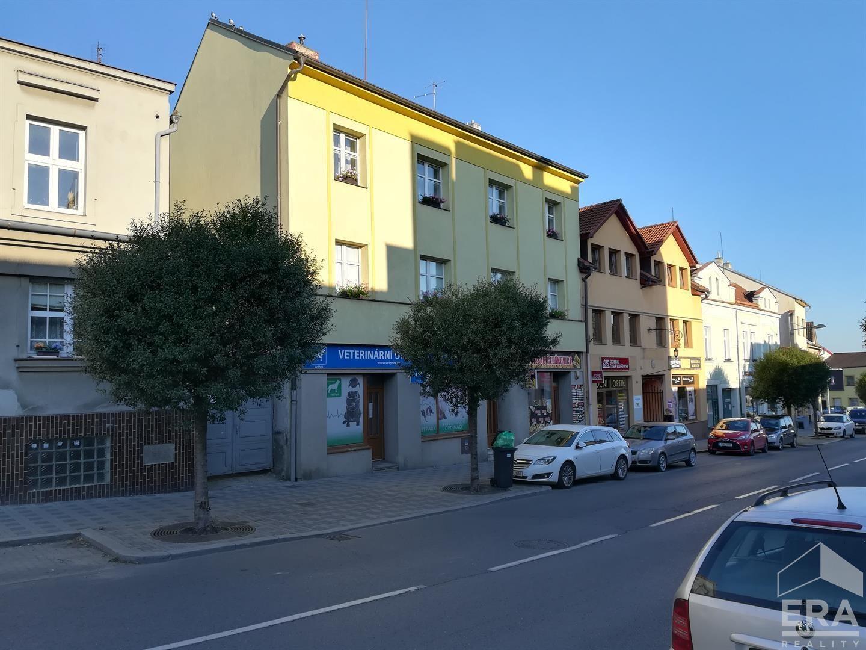 Pronájem nebytového prostoru 50,6 m2, Masarykova, Čelákovice