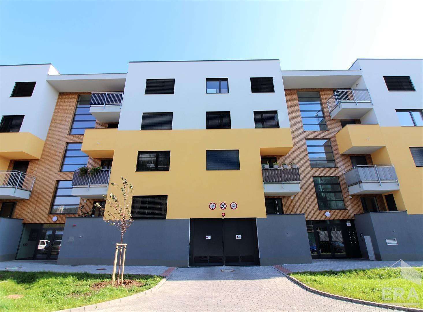 Pronájem bytu 2+kk (60m2), Brno -Maloměřice