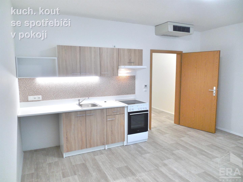 Byt pro seniory, 1+kk, 30 m2, novostavba – ul. Plumlovská, Prostějov