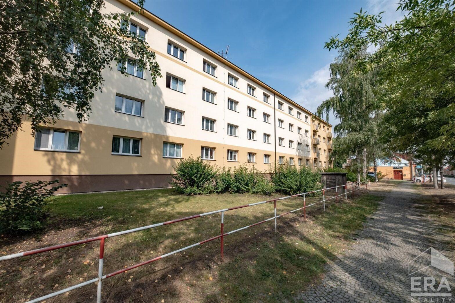 Prodej zděného bytu 2+1, Kolín – centrum