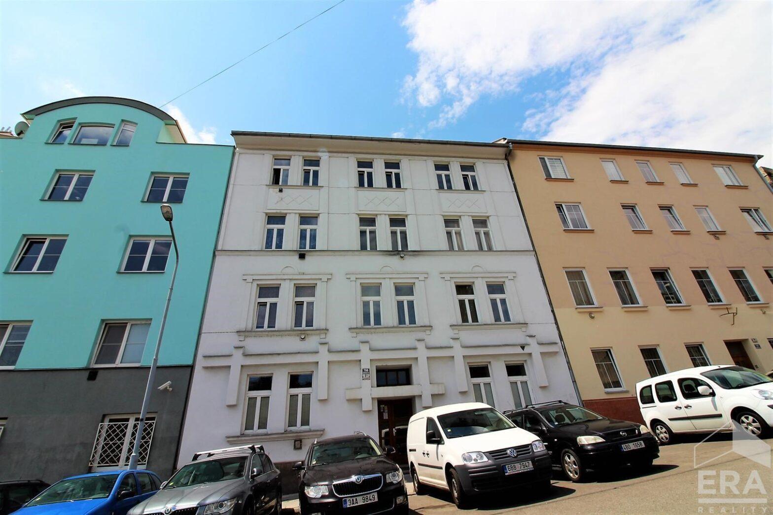 Pronájem bytu 1+KK, 26m2,Brno, Černopolní 1c
