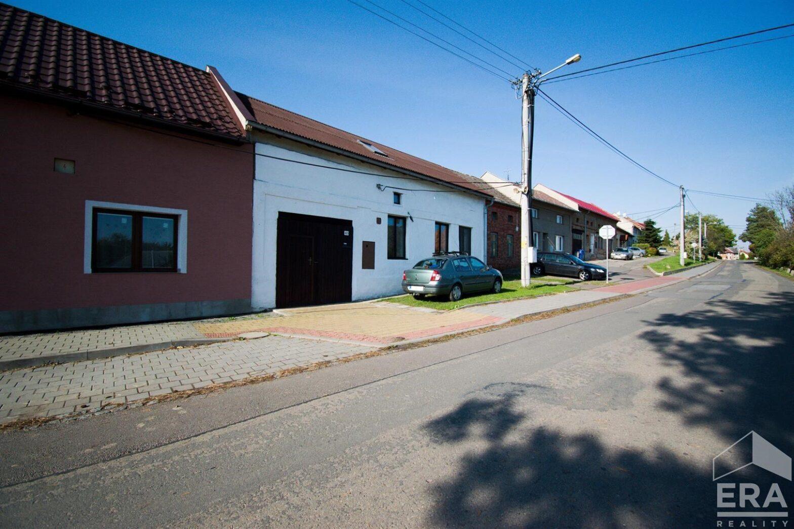 Prodej RD 3+1 v obci Tučapy (Dub nad Moravou)