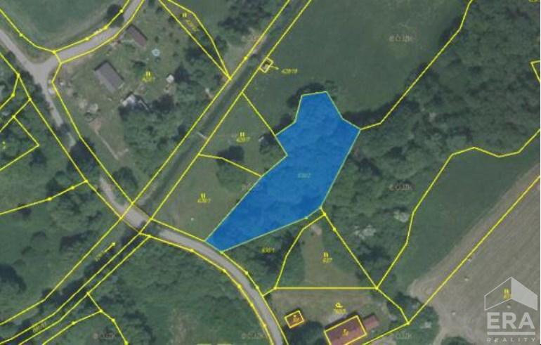 Prodej pozemku s trvalými porosty, okres České Budějovice