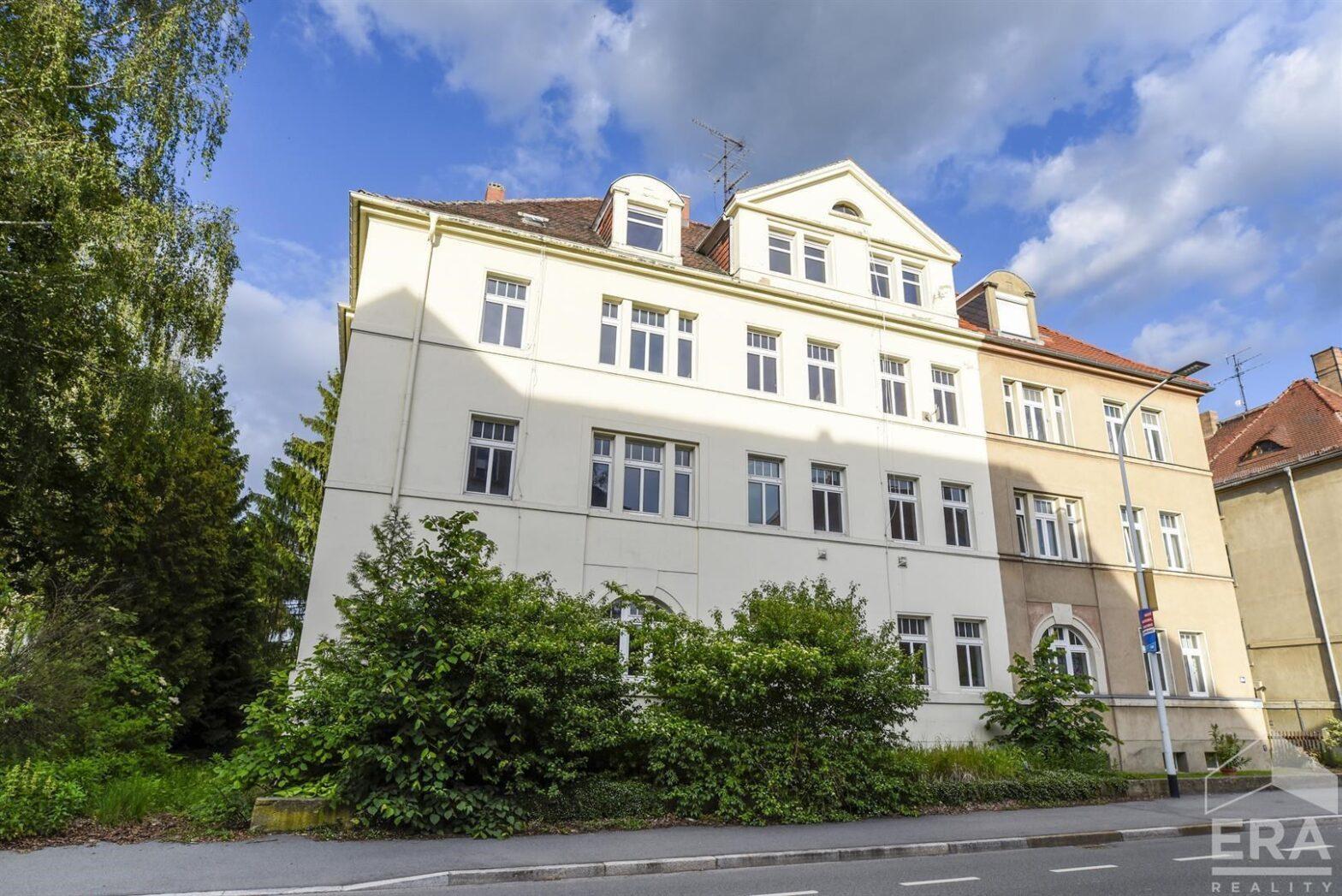 Prodej bytového domu v Žitavě