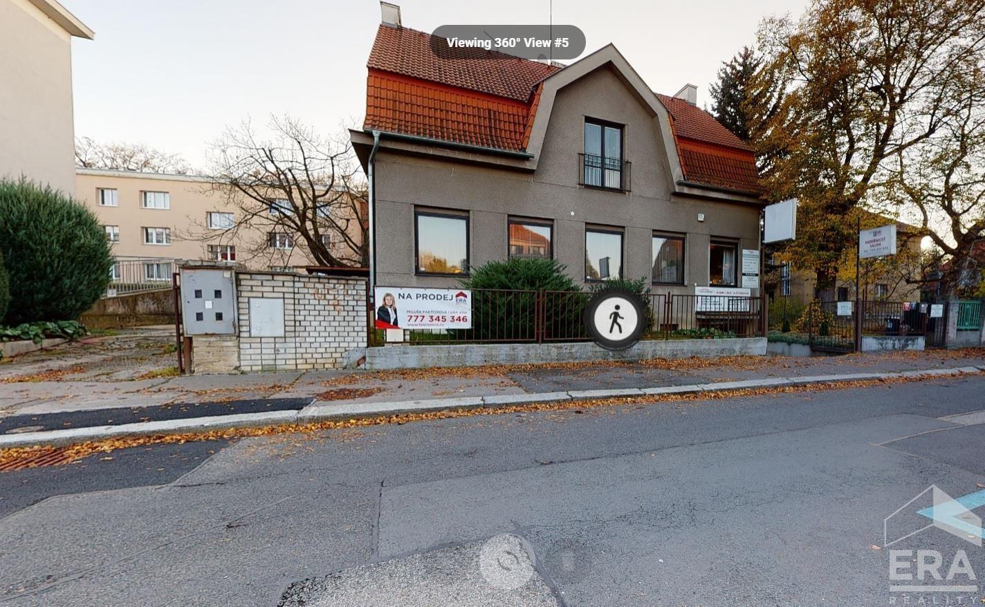 Prodej RD o velikosti 341 m2, Praha 6 Břevnov
